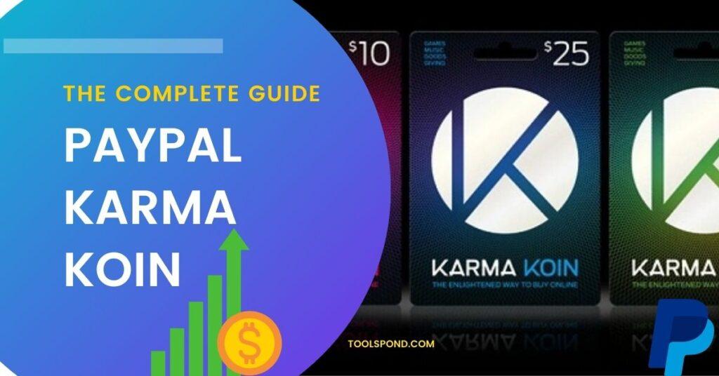 PayPal Karma Koin