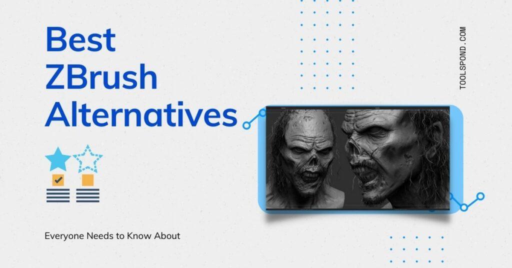 ZBrush Alternatives