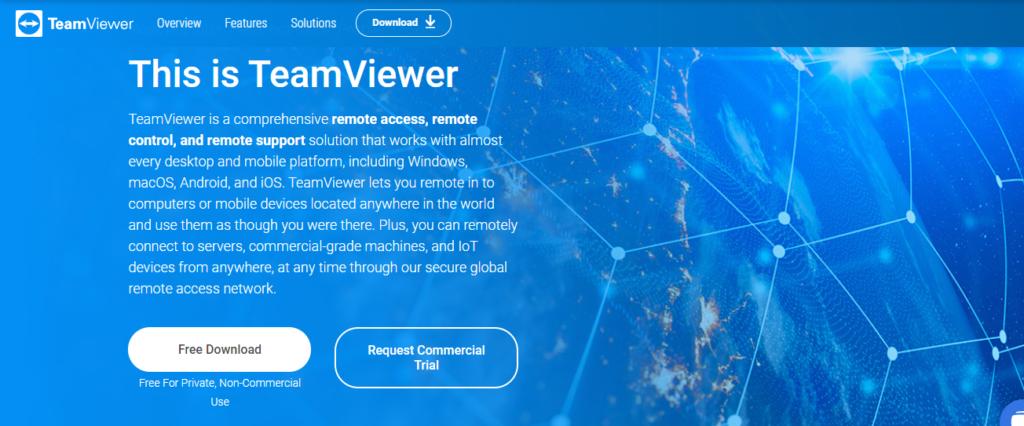 TeamViewer plans