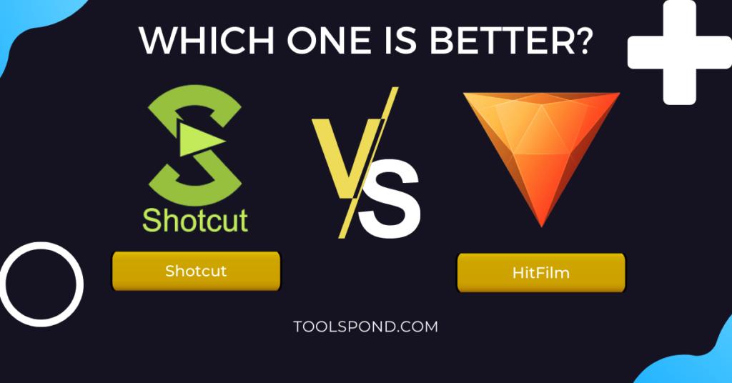 Shotcut vs HitFilm