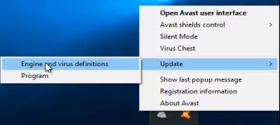 Avast Blocking Websites update 2