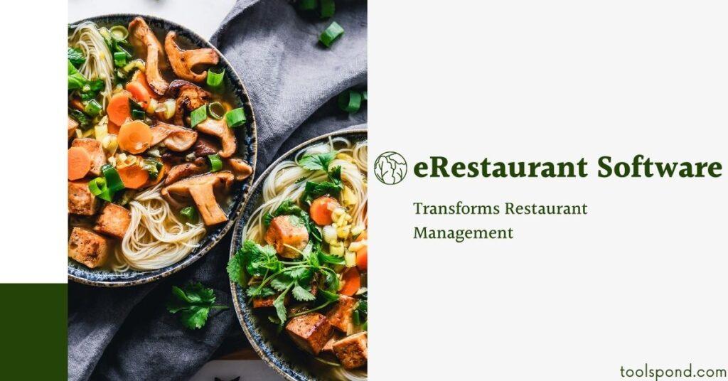 eRestaurant