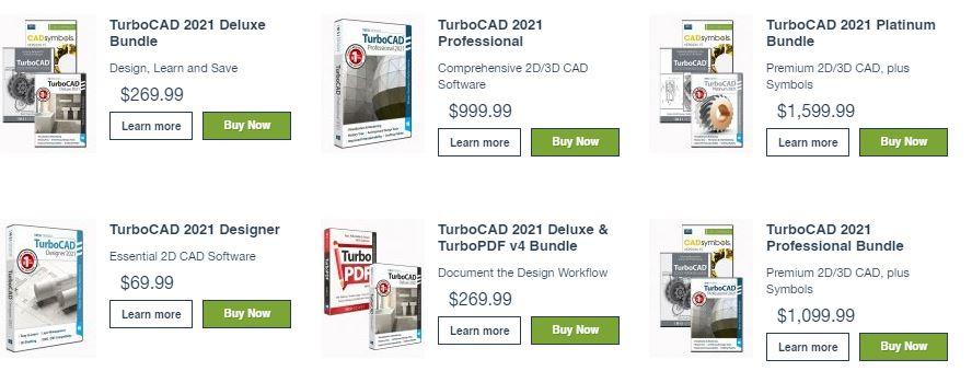 turbocad plans
