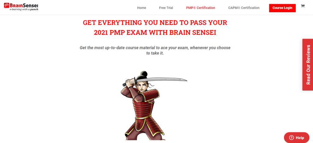 Brain Sensei PMP Course