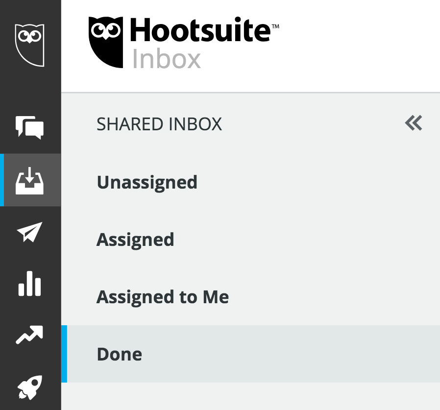 manage assignments with Hootsuite mobile for teams