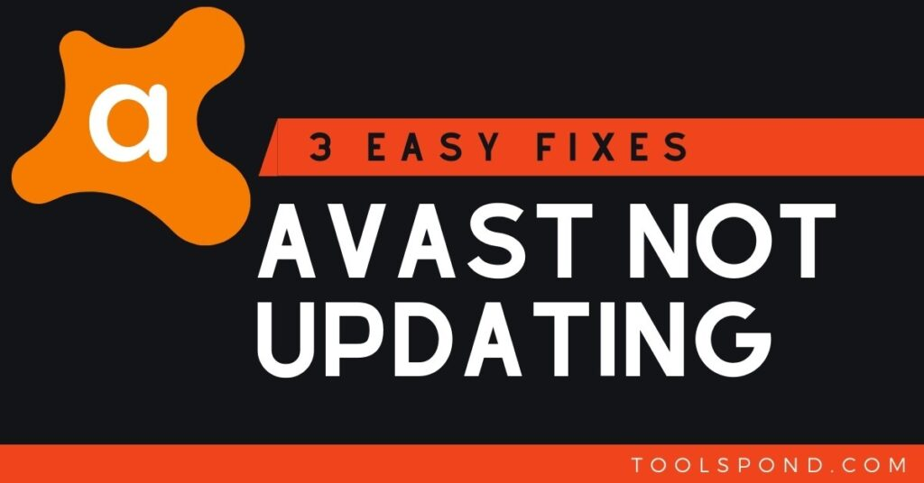 Avast Not Updating
