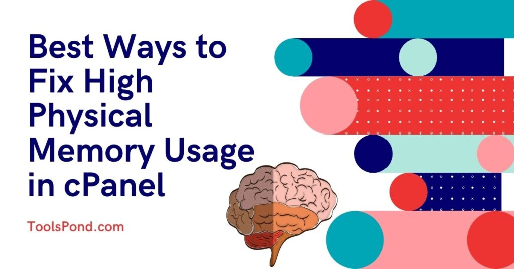 Physical Memory Usage in cPanel