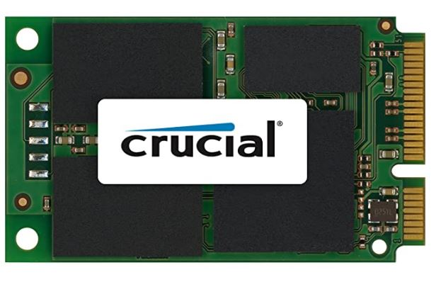 Crucial m4 mSATA 256GB SSD