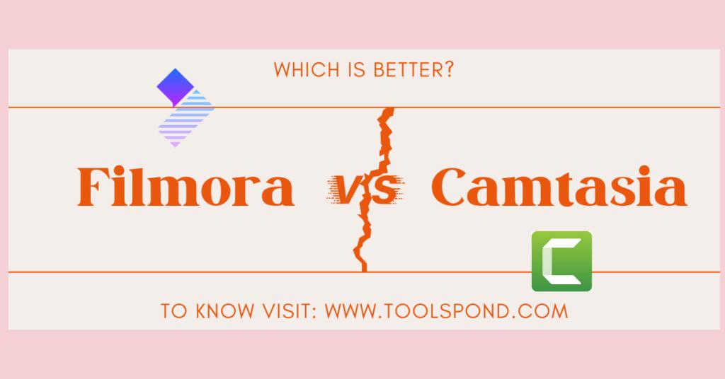Filmora vs Camtasia