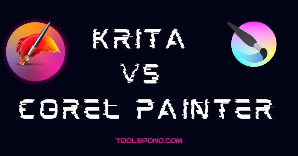 Krita vs Corel Painter