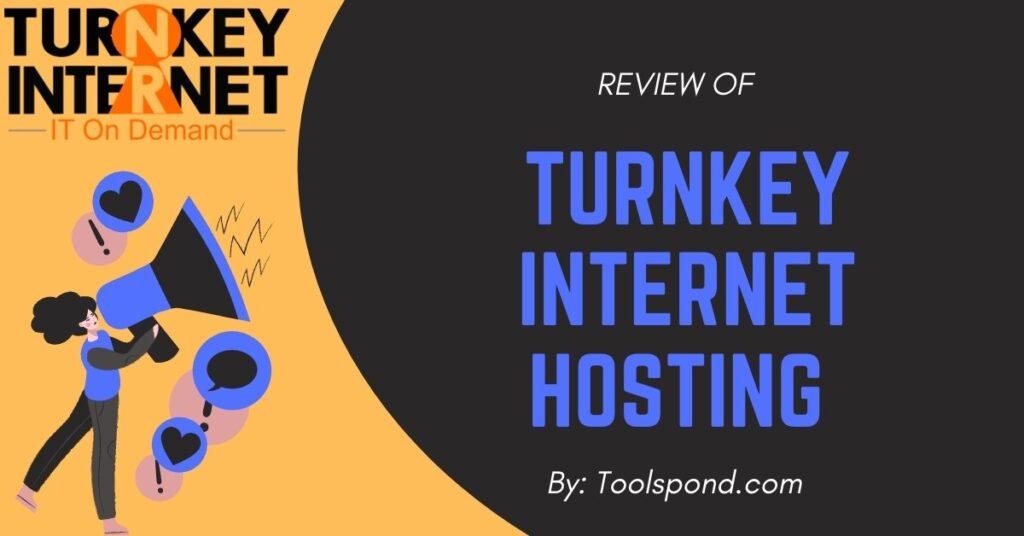 Turnkey Internet Hosting