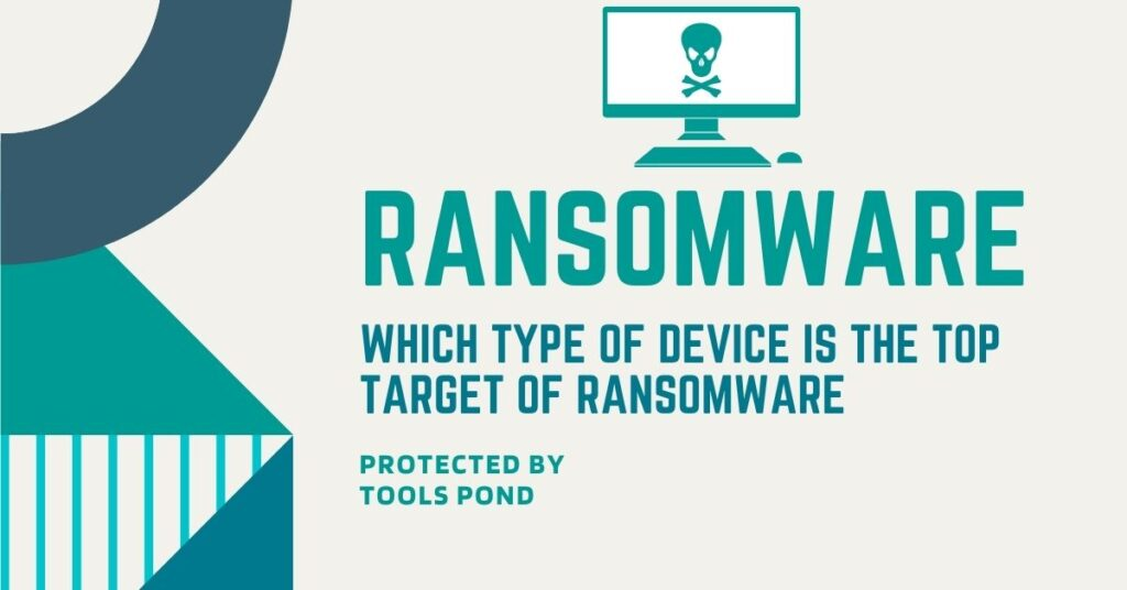 Target of Ransomware