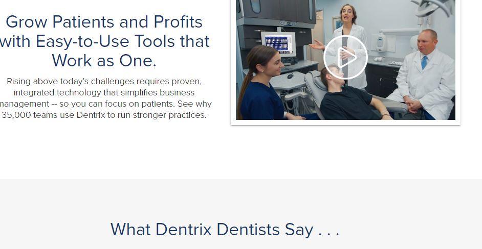 Professionals Consider Using Dentrix over Open Dental