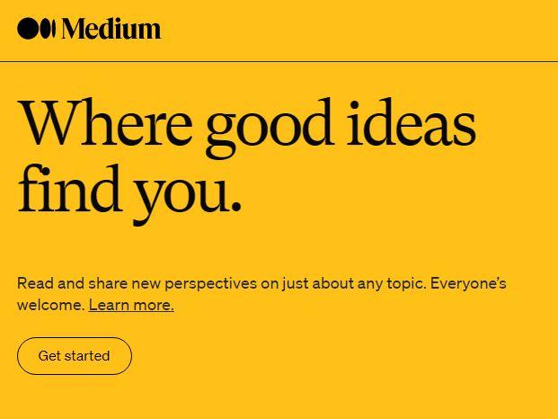 LiveJournal alternative medium