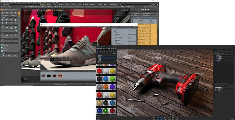 Blender vs modo modelling