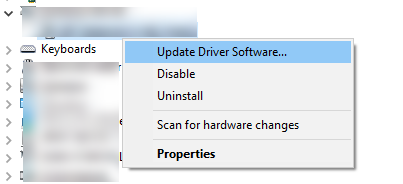 Windows Found Driver Software for Your Device but Encountered an Error