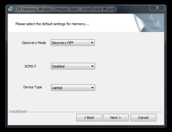 csr harmony
